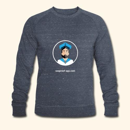SeaProof App - Männer Bio-Sweatshirt von Stanley & Stella
