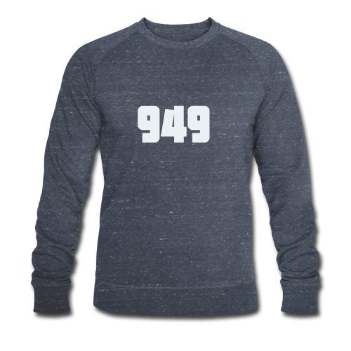 949withe - Männer Bio-Sweatshirt von Stanley & Stella