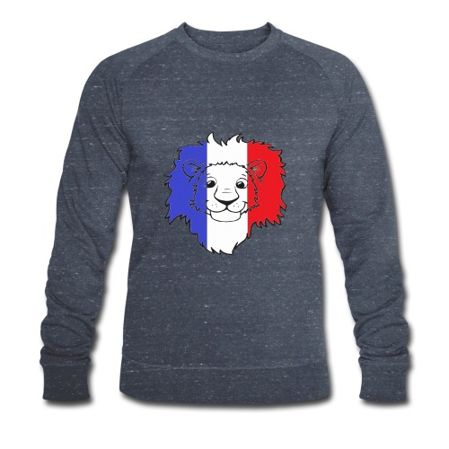 Lion France - Sweat-shirt bio Stanley & Stella Homme