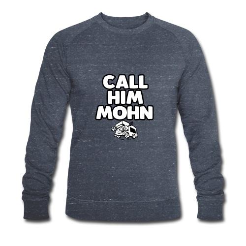 CallHimMohn - Männer Bio-Sweatshirt von Stanley & Stella