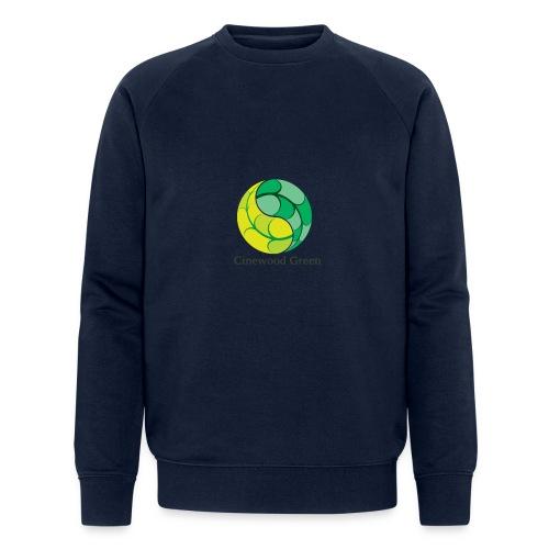Cinewood Green - Men's Organic Sweatshirt by Stanley & Stella
