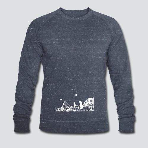 Hipster Labuversum png - Männer Bio-Sweatshirt