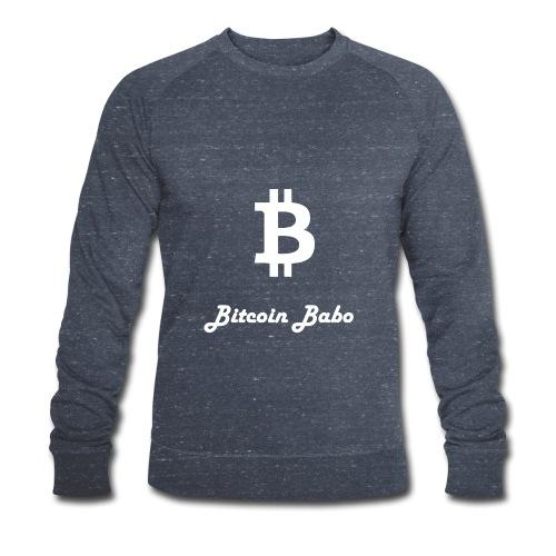 Bitcoin Babo - Männer Bio-Sweatshirt