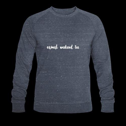 Casual Weekend Tee - Männer Bio-Sweatshirt von Stanley & Stella