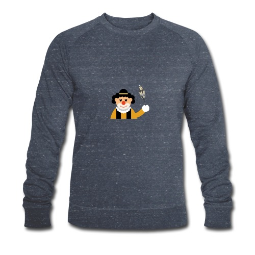 Clown - Männer Bio-Sweatshirt von Stanley & Stella