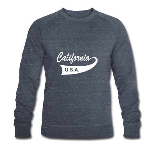 California USA - Männer Bio-Sweatshirt von Stanley & Stella