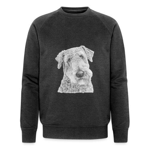 airedale terrier - Økologisk Stanley & Stella sweatshirt til herrer