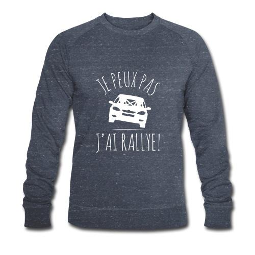 Je peux pas, j'ai Rallye ! - Sweat-shirt bio Stanley & Stella Homme