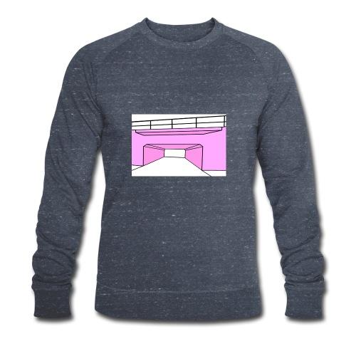 Pink Tunnel - Ekologisk sweatshirt herr från Stanley & Stella