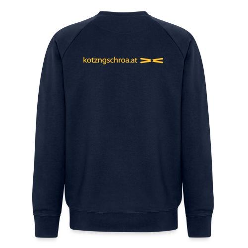 HansnMoses - Männer Bio-Sweatshirt von Stanley & Stella