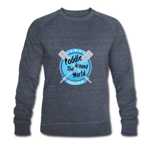 Paddle Around The World - Männer Bio-Sweatshirt von Stanley & Stella