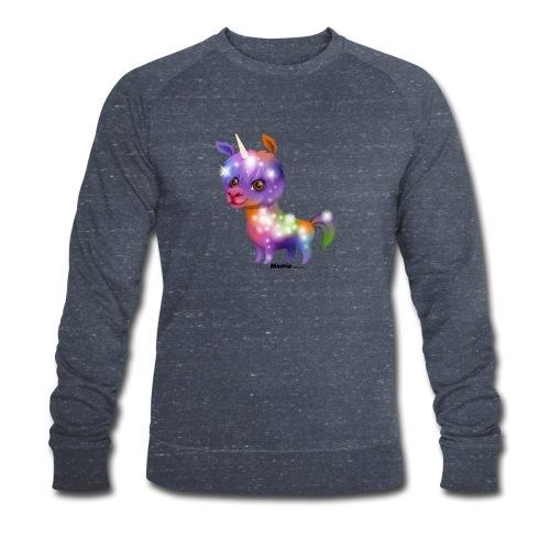 Llamacorn - Økologisk sweatshirt for menn fra Stanley & Stella