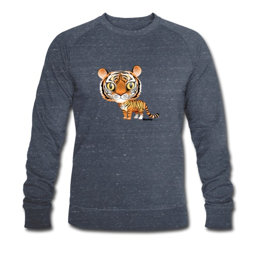 Tygrys - Ekologiczna bluza męska