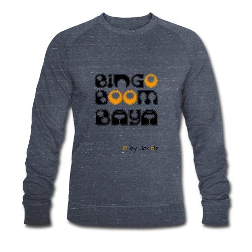 Bingoboombaya - Männer Bio-Sweatshirt von Stanley & Stella