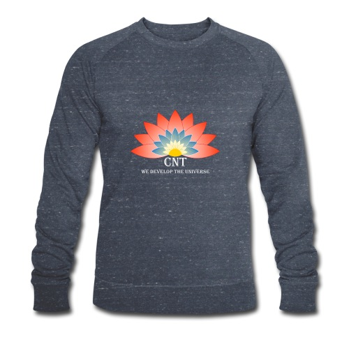 Support Renewable Energy with CNT to live green! - Men's Organic Sweatshirt