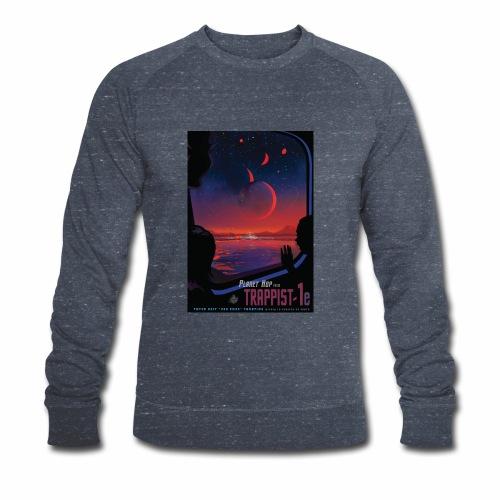 Vision du futur sur Trappist - Sweat-shirt bio