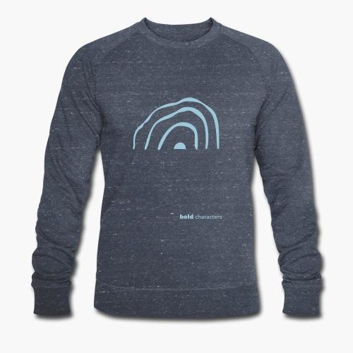 wickedrainbow uni - Mannen bio sweatshirt van Stanley & Stella