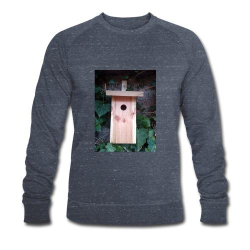 Der Nistkasten - Luxus für den Garten-Vogel - Männer Bio-Sweatshirt von Stanley & Stella