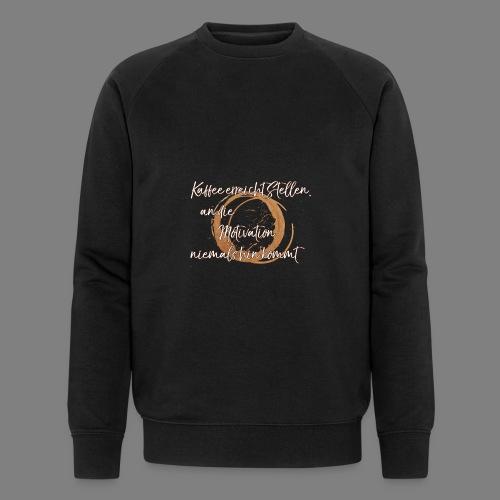 Kaffee - Männer Bio-Sweatshirt von Stanley & Stella
