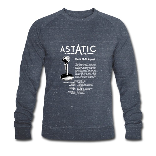 Astatic JT-30 Specs - Men's Organic Sweatshirt