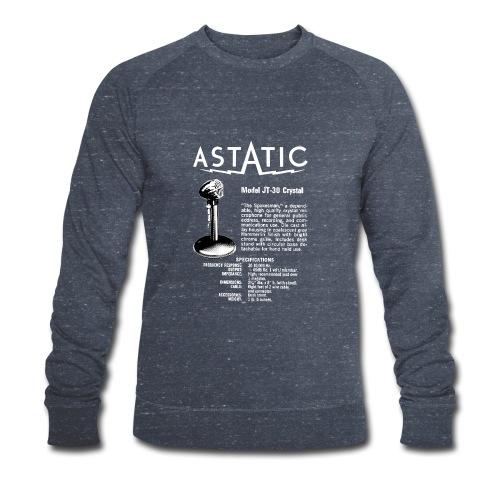 Astatic JT-30 Specs - Men's Organic Sweatshirt by Stanley & Stella