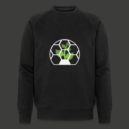Biosphere Front - Men's Organic Sweatshirt by Stanley & Stella
