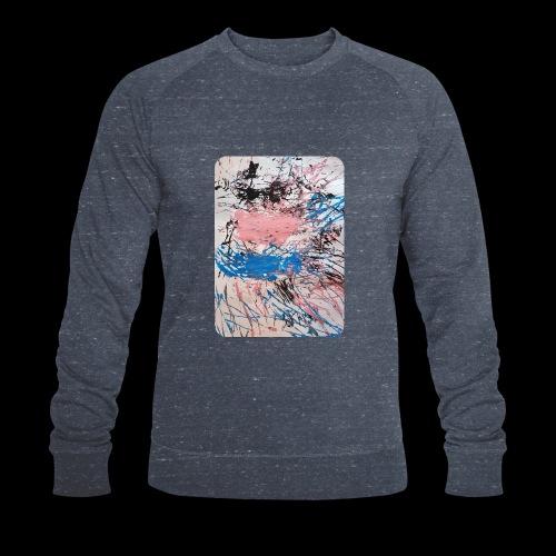 Emelie Kunstwerk V. - Männer Bio-Sweatshirt