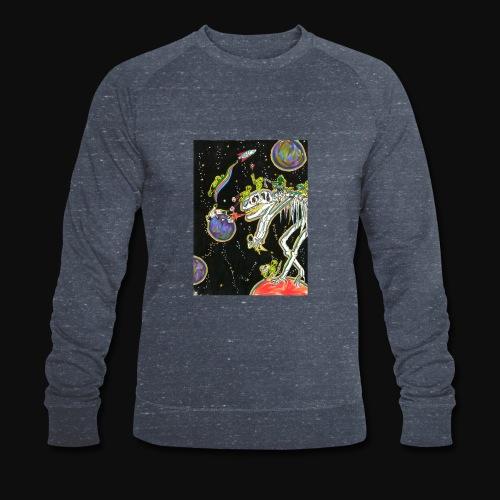 Destruction d'astéroïde - Sweat-shirt bio Stanley & Stella Homme