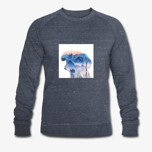 Süsser Hund - Männer Bio-Sweatshirt von Stanley & Stella
