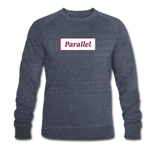 Parallel - Men's Organic Sweatshirt by Stanley & Stella