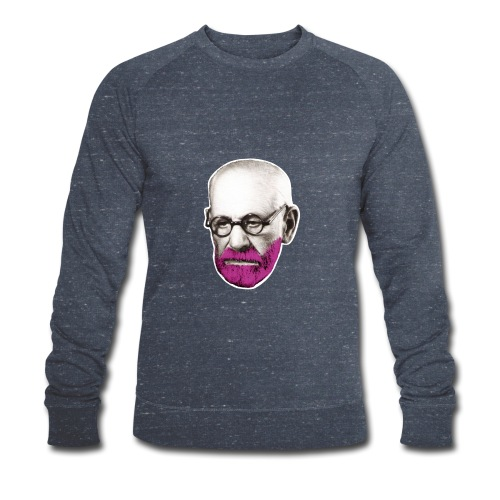 Pink Freud - Men's Organic Sweatshirt by Stanley & Stella