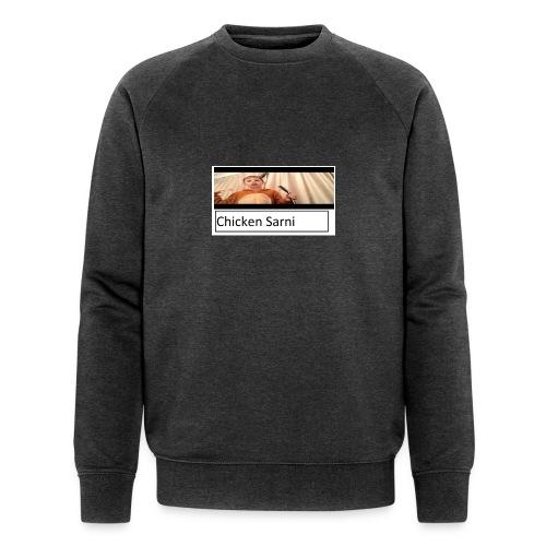 chicken sarni - Men's Organic Sweatshirt by Stanley & Stella