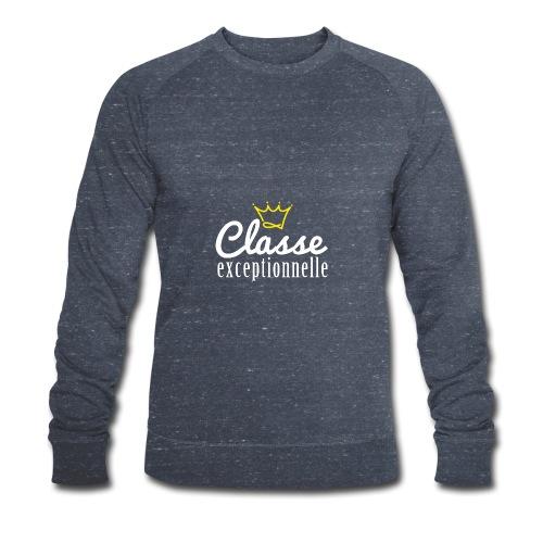 Classe exceptionnelle - Sweat-shirt bio Stanley & Stella Homme
