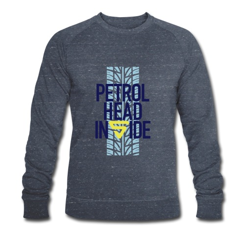 Petrolhead inside - Sweat-shirt bio Stanley & Stella Homme