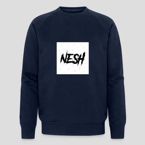 Nesh Logo - Männer Bio-Sweatshirt von Stanley & Stella