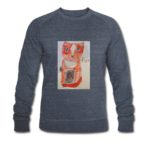 fox - Men's Organic Sweatshirt by Stanley & Stella
