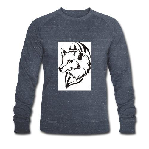pul loup - Sweat-shirt bio Stanley & Stella Homme