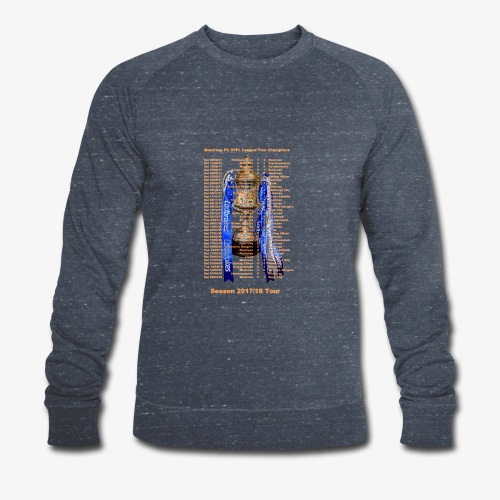 Montrose League Cup Tour - Men's Organic Sweatshirt by Stanley & Stella