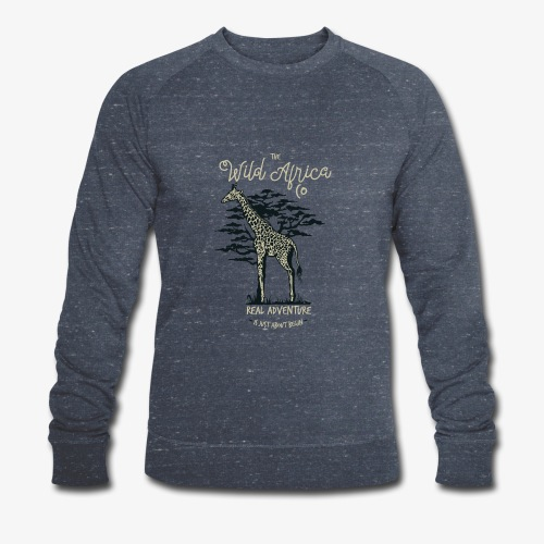Girafe - Sweat-shirt bio