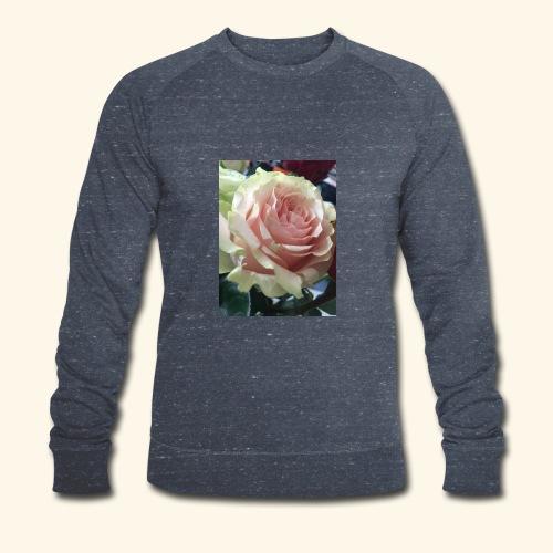 Roses - Männer Bio-Sweatshirt von Stanley & Stella