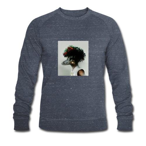 pini punk - Männer Bio-Sweatshirt