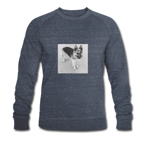 Ready, set, go - Mannen bio sweatshirt
