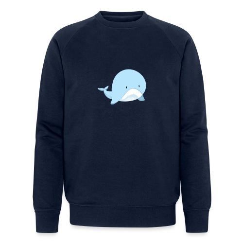 Whale - Felpa ecologica da uomo di Stanley & Stella