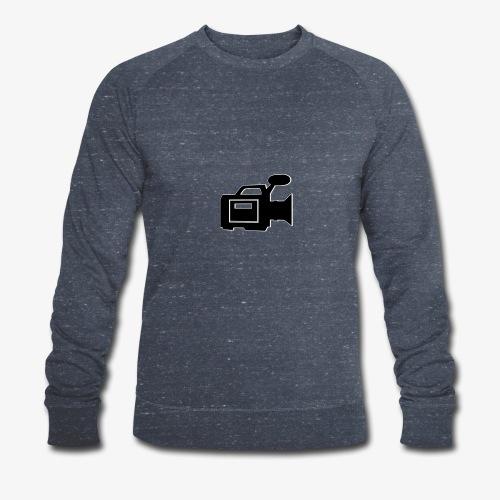 camera - Økologisk sweatshirt til herrer