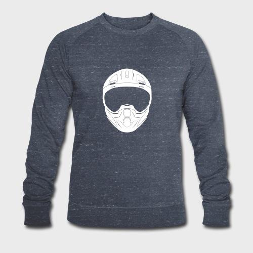 CSJG CBR Emblem - Men's Organic Sweatshirt by Stanley & Stella