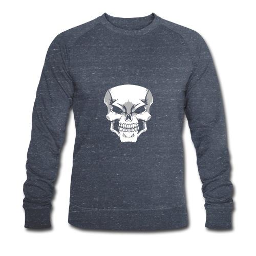 Skull - Sudadera ecológica hombre