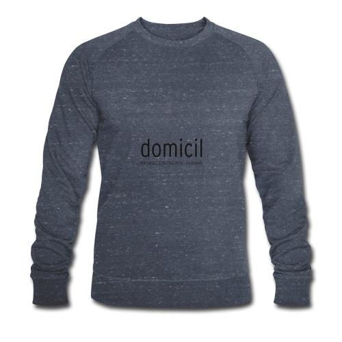 domicil Dortmund kompakt black - Männer Bio-Sweatshirt von Stanley & Stella