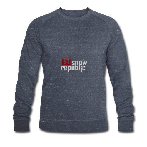 SNOWREPUBLIC 2020 - Mannen bio sweatshirt