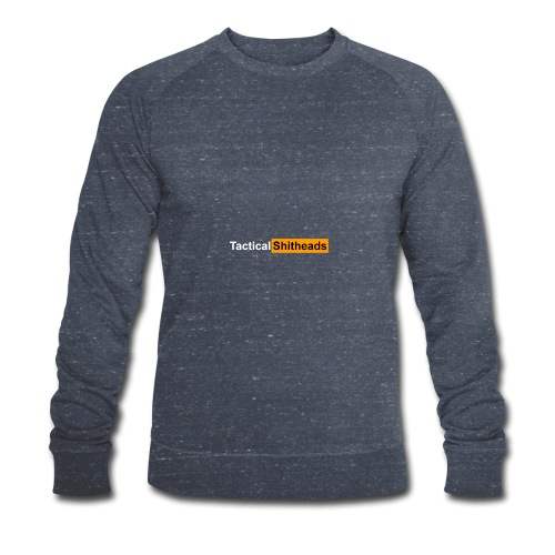 Tactical Shitheads Pornhub Style - Männer Bio-Sweatshirt