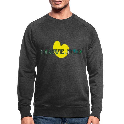 ILOVE.RIO TROPICAL N°1 - Men's Organic Sweatshirt